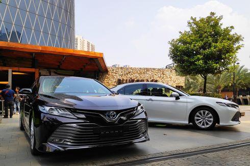 Impresi Perdana Toyota All New Camry [VIDEO]