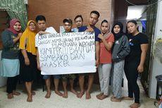 Malaysia Lockdown, Pekerja Migran Indonesia di Ambang Kelaparan, Minta Bantuan Sembako