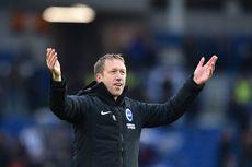 Everton Vs Brighton, Graham Potter Akui Sudah Bermain Bagus di Goodison Park