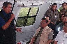 Presiden Instruksikan Gunakan Semua Logistik untuk Korban Bencana