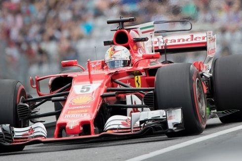 Vettel Pimpin Sesi Latihan Ketiga GP Austria
