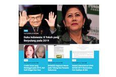 [POPULER TREN] 8 Tokoh yang Berpulang di 2019   8 Universitas Indonesia dalam Daftar Terbaik Dunia