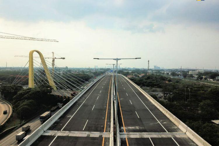 Jalan Layang Mohamed Bin Zayed (MBZ).