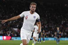 Belgia Vs Inggris, Harry Kane Tatap Laga Ke-50 bersama The Three Lions