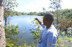 Kesaksian Warga soal Fenomena Danau Baru di Kupang: Rasakan Getaran di Lokasi Mata Air
