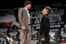 Hadapi Chris Algieri, Manny Pacquiao Berambisi Menang KO