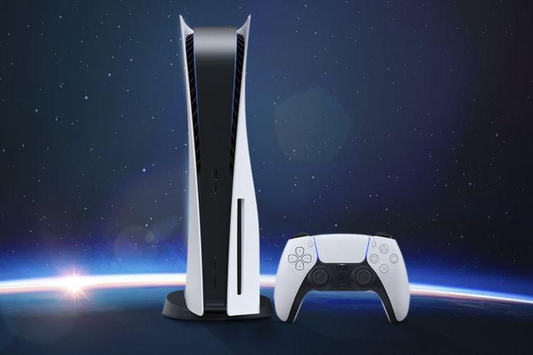 Ilustrasi PS5.