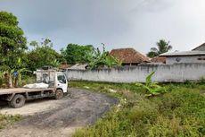 Warga Satu Kampung di Lebak Bingung, Akses Utama Diblokade Pemilik Tanah, Buat Jalan Alternatif Malah Dilarang KPK