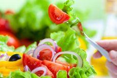 Sayuran dan Buah Bikin Panjang Umur