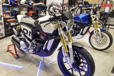 Peugeot Motocycles Akan Bawa Motor Roadster dan Cafe Racer