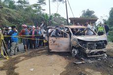 Fakta 2 Jenazah Ditemukan di Mobil Terbakar, Tinggal Tulang Belulang hingga Diduga Dibunuh