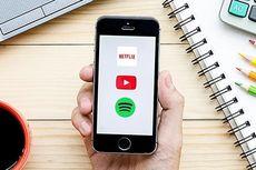 Netflix dkk Wajib Laporkan Pungutan Pajak Per 3 Bulan