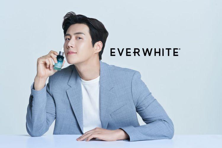 Brand skincare lokal Everwhite mengumumkan Kim Seon Ho sebagai brand ambassador mereka.