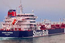 Kapal Tanker Inggris yang Disita Iran Dituduh Tabrak Perahu Nelayan