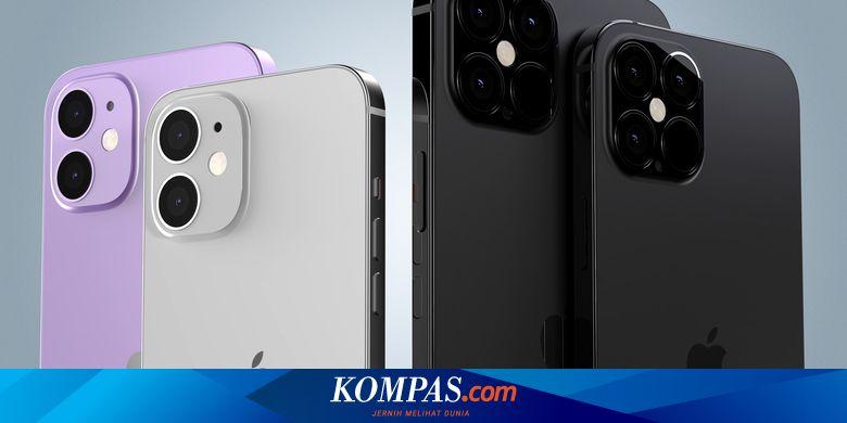 Bocoran Harga iPhone 12 Beredar, Lebih Mahal dari