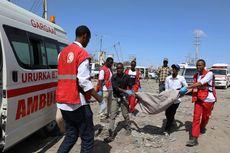 Bom Mobil Meledak di Area Sibuk Somalia, 76 Orang Tewas