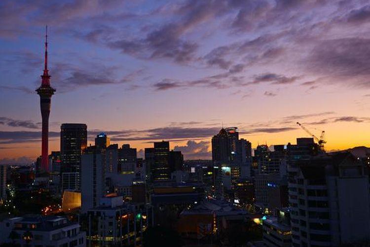 Kota Auckland di Selandia Baru menjadi kota paling layak huni di dunia.