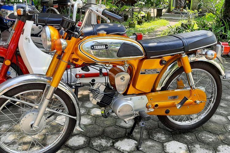 Motor tua bisa dijadikan objek investasi