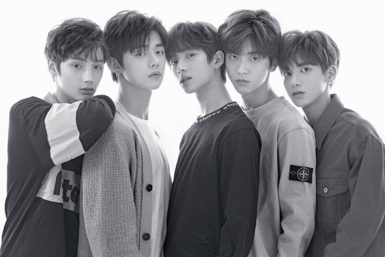 Boyband terbaru asuhan Big Hit Entertainment, TXT (Tomorrow by Together)