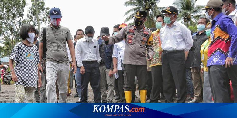 INDX Banjir Mulai Surut, Jalur Trans Kalimantan di Tanah Laut Kalsel Sudah Bisa Dilalui