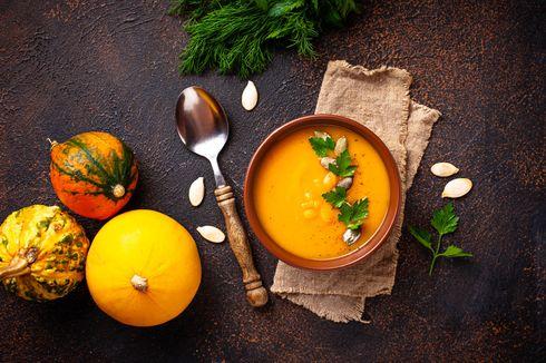 Resep Sup Labu Kuning, Bisa untuk Vegetarian