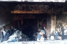 Kisah Korban Kebakaran Pasar Kosambi, Rugi Miliaran Rupiah hingga Tunggu Pasar Penampungan