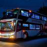 PO Garuda Mas Tambah Dua Bus Tingkat untuk Armada AKAP