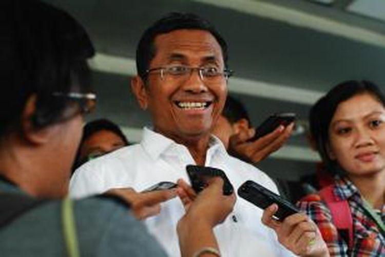 Menteri BUMN, Dahlan Iskan.