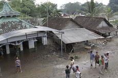 Perbaikan Infrastrukur Pasca-erupsi Kelud Terkendala Cuaca