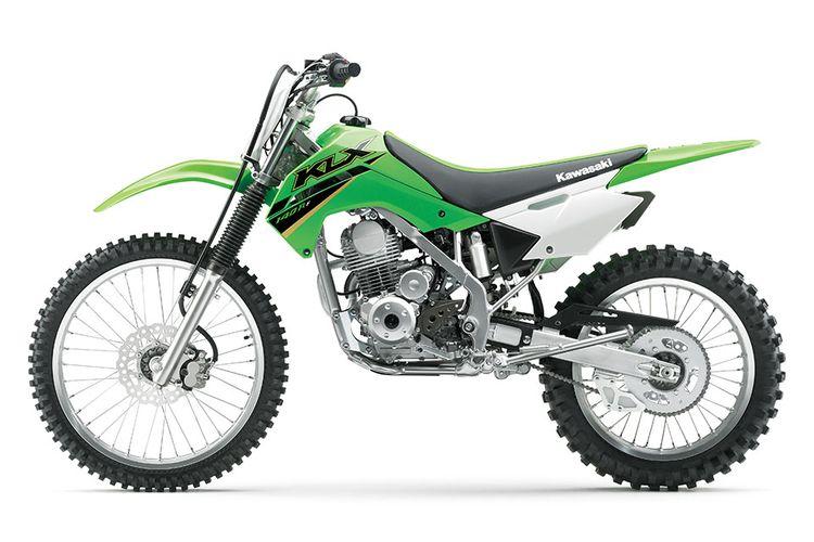 Kawasaki KLX 140R F