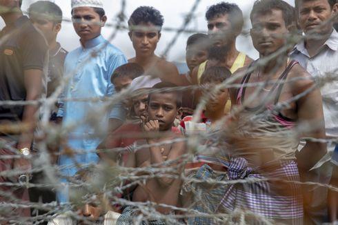 7 Tentara Myanmar yang Bunuh Muslim Rohingnya Dibebaskan Lebih Awal