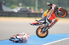 Ini Pebalap dengan Kecelakaan Terbanyak di MotoGP 2019