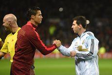 IIkay Guendogan Ingin Main dengan Messi dan Ronaldo