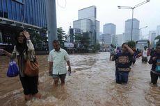 Jokowi-BNPB Siapkan Skenario Hadapi Puncak Hujan