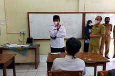 Tinjau PTM SMA Unggulan di Tasikmalaya, Wagub Jabar Kecewa Ada Coretan di Dinding Kelas