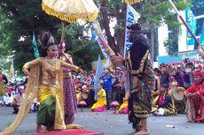 Beragam Atraksi Budaya Meriahkan Festival Mentaram