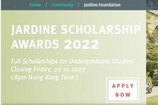 Mau Kuliah S1 Gratis di Inggris? Yuk Daftar Beasiswa Jardine 2022