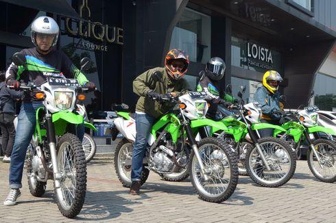 Duet KLX 230 dan KLX 230R Lengkapi Pasukan