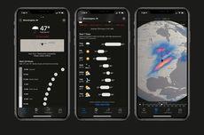 Dicaplok Apple, Aplikasi Cuaca Dark Sky Menghilang dari Android