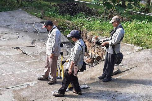 BPBD Maluku Tengah: Jika Membahayakan, Warga di Sekitar Tanah Ambles Akan Direlokasi