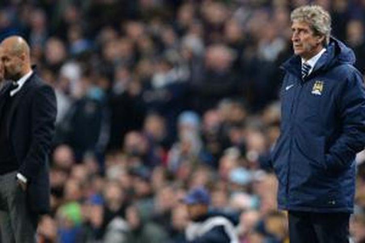 Josep Guardiola dirumorkan telah mencapai kesepakatan verbal dengan Manchester City untuk menggantikan Manuel Pellegrini.