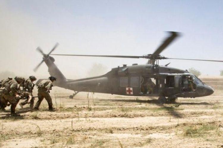 Pada akhir 2014, seluruh pasukan NATO yang dipimpin AS akan ditarik mundur dari Afganistan.