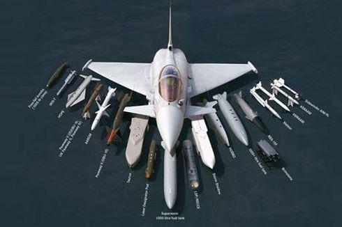 Koalisi Masyarakat Sipil Minta Prabowo Batal Beli Eurofighter Typhoon