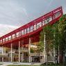 Asrama di Wuhan Dibangun dengan Gaya Arsitektur Rusia Lawas