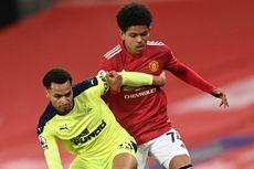 Pujian dan Kejadian Aneh dalam Debut Pemain 17 Tahun Man United
