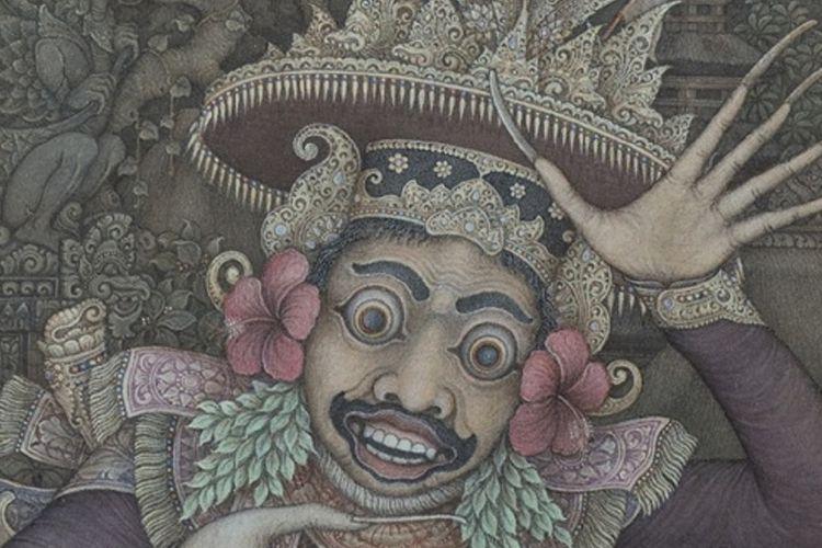 Pameran lukisan Kawitan di Bentara Budaya Bali diselenggarakan untuk umum pada 18-28 Mei 2019.