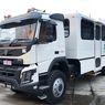 Kendaraan Khusus Pengangkut Karyawan di Area Tambang, Manhauler