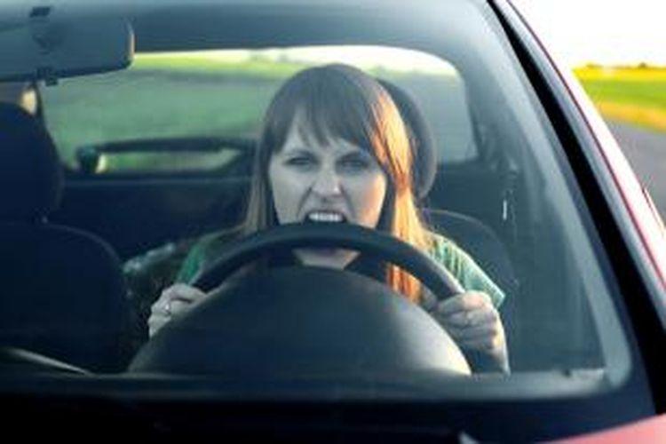 Pengendara mobil wajib menahan emosi saat menyetir di Cyprus