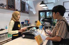 Secangkir Kopi Racikan Barista Penyandang Tunanetra di Cafe More Bandung...