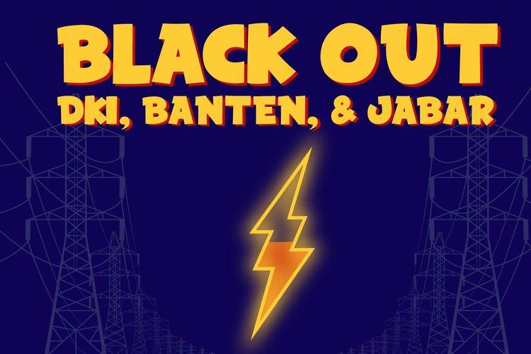 Simak 7 Fakta Black Out Listrik Dki Banten Dan Jabar
